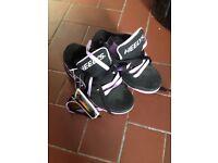 Size 1 Heelys