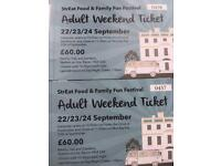 Family fun festival tickets