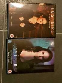 DVD lost girl box sets