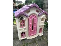 Large Barbie Playhouse