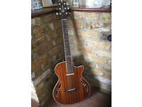 Crafter hybrid Guitar - an SA-ARW with superb Rosewood top in beautiful condition