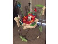 Fisher Price Rainforest Jumperoo with instructions