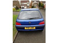 Peugeot 106 extra time