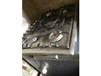 Neff gas hob 5 rings