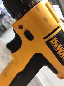 Dewalt Drill with battery