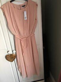 Warehouse ladies dress stunning pink