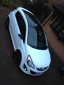 Vauxhall corsa 2012 (62) limited edition 5dr 1.2 petrol only 11k miles