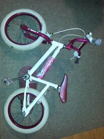 Free to collect Girls bike
