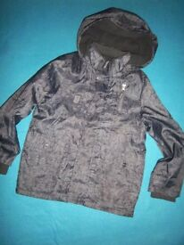 Grey TU Lightweight Coat Age 8 Years IP1