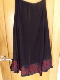 Debenhams Jacques Vert Skirt Size 12