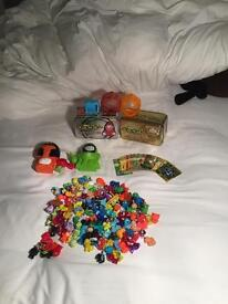 **SUPER ULTRA MEGA GOGO'S CRAZY BONES SET 100+**