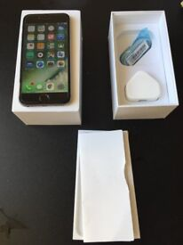 Iphone 6 grey unlocked 16 gb with box and charger excellent condition full working condition
