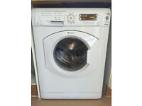 Hotpoint WMD740 7kg 1400 Spin White LCD Washing Machine 1 YEAR GUARANTEE FREE FITTING