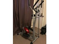 'One body' cross trainer