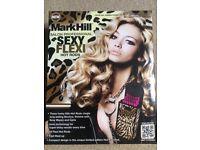 Mark Hill hair curler / waver hot rods