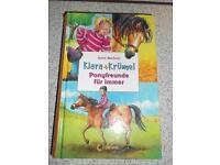TOP Kinderbuch Klara + Krümel Ponyfreunde für immer Hessen - Hadamar Vorschau
