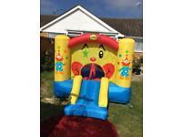 Bouncy castle 7ft wide