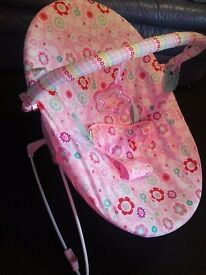 Baby Start Bouncy Chair. Excellent Condition!