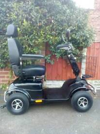 8mph Luxury Mobility Scooter