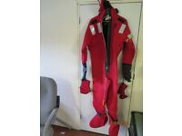 CREWSAVER IMMERSION SUIT