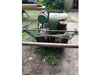 Dennis Vintage Lawnmower