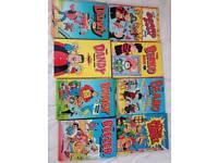 Beano Dandy Vintage Comics & Annuals