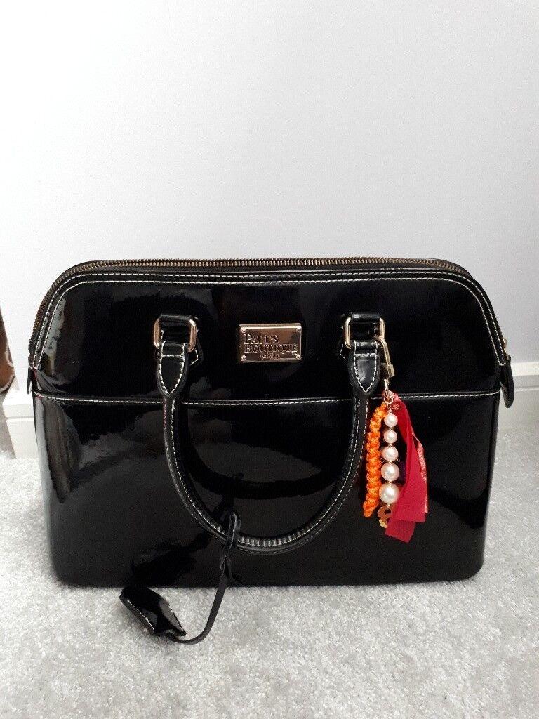 Pauls boutique black maisie bag