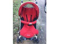Maxi Cosi Loola Pushchair Stroller, Maxi Cosi Car Seat Group 0+