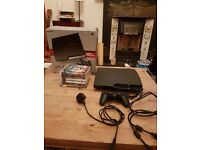 PS3 320GB with 6 Games and Controller
