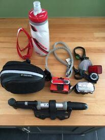 Fantastic bike accessory bundle