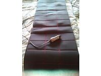 I sell new massage mattress