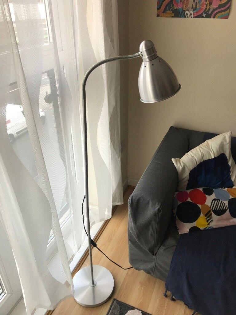 796936b96212 Floor reading lamp aluminium IKEA LERSTA | in Peckham, London ...