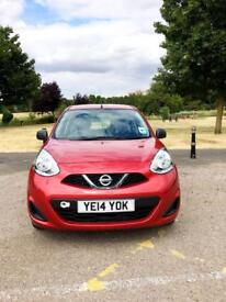Nissan Micra Visia 1.2 Petrol 5dr 0 Previous Keepers FSH (Nissan)