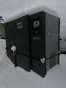 ATLAS COPCO GA45P 60 Hp Rotary Screw Air Compressor,