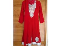 Bundle of 4 Indian Frocksuits