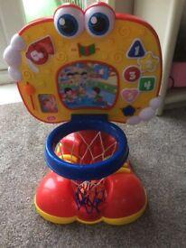 Chad valley basketball set