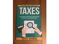 Taxes for small business book (for US)