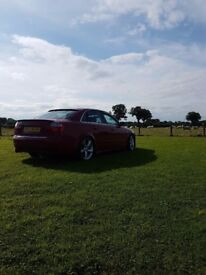 Audi a4 2.5 v6. Mot end july 18.