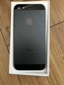 iPhone 5 16gb good condition £100
