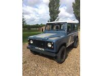 Land Rover defender county 90 tdi
