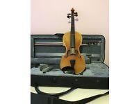 Beautiful 3/4 size Ole Bull antique violin
