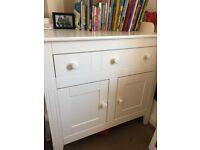 Mothercare White Nursery Furniture Set