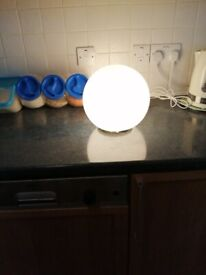 BRAND NEW LARGE ROUND LAMP FROM IKEA