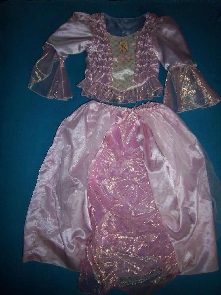 Disney Princess and the Pauper Reversible Dressing Up Outfit Age 4-7 Years IP1