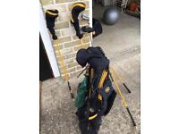 Cobra junior golf clubs