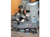 Inline Skates Size 9 £10