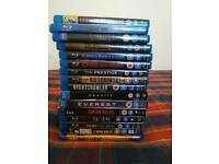 Assorted Blu Ray DVDs