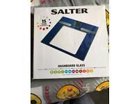 Salter Digital Anaylyser Scales