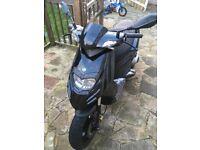 Cheap piaggio typhoon 125cc