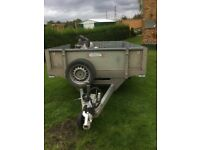 Graham Edwards 6 x 10 2 tonne trailer